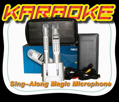 Karaoke Magic Sing Microphone
